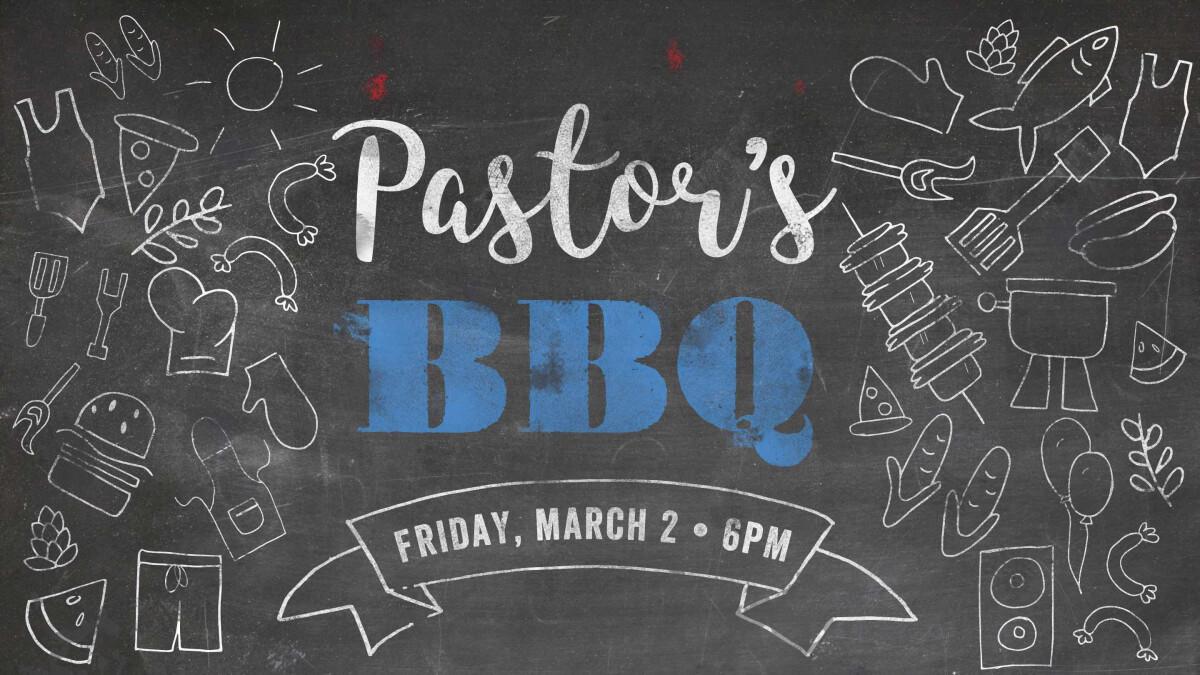 Pastor's BBQ