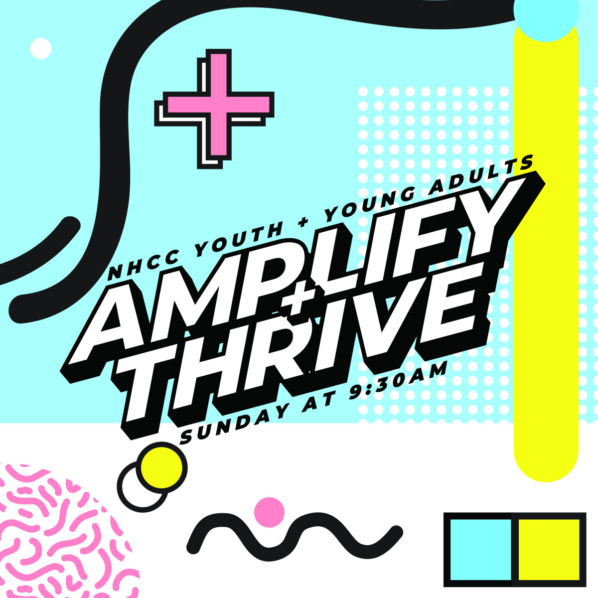 Amplify+Thrive Youth Service
